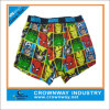100% Cotton Customized Colorful Boy′s Boxer