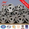132kv Power Transmission Line Steel Pole