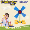 DIY Windmill Model Educational Toys for Kids