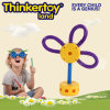 Mini Flower Promotion Gift Plastic Toy for 3+