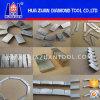 Diamond Tips Granite Cutting Segment for 250mm-2500mm Saw Blade