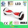 Best Christmas Gift Two Wheel Smart Balance Wheel with LED Light Bluetooth Speaker