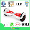 Best Christmas Gift Two Wheel Smart Balance Wheel with LED Light Bluetooth Speaker