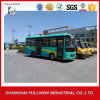30-33seats 7.3m Front Engine Bus Passenger Door Before The Front Axle