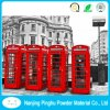 High Gloss Red Powder Coating for Outdoor Use