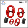 Drop Forged Alloy Steel Lifting Chain Coupling Link