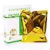Foot Skin Care Pads Gold Foot Patch with Paper Bo