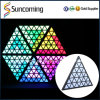 SD Controll 3D LED Triangle Wall Panel Decoration Digital Pixel Light