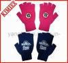 100% Acrylic Knitted Magic Fingerless Ski Glove