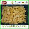 IQF Frozen Peeled Ginger