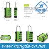 Tsa safety Luggage Digital Combination Lock (YH9102)