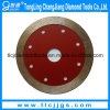 Sharpness 105mm Cold Pressed Sintered Turbo Diamond Saw Blade