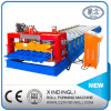 High Quality Zambia Style Glazed Tile Roof Sheet Roll Forming Machine