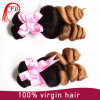Human Hair Ombre Color Hair Extension Wave