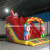 Inflatable Slide with Funny Clown Arch (LY07099)