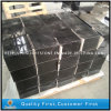 Absolute Black Granite Paving Stone for Tombstone and Monument
