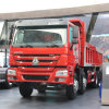 Cnhtc Sinotruck HOWO 371HP 8X4 Dump Truck/Tipper Truck/Heavy Duty Truck