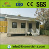 Earthquake Proof Light Steel Frame Family Villa