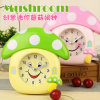 Cute Cartoon Alarm Clock, Creative Mushroom Alarm Clock