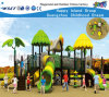 Tree House Kids Playground with Fitness Equipment Hf-14802
