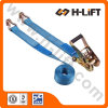 35mm/3t Ratchet Tie Down / Ratchet Tie Down Straps with Double J Hook