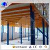 Adjustable Work Platform, Heavy Duty Warehouse Storage Racks Jracking Storage Mezzanine