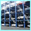 4 Post Pit Hydraulic Garage Car Parking Stacker
