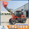 1.5ton Brand Mountain Raise Mini Wheel Loader Hot Sale for European Market