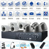 8 Channel Full D1 DVR Home Security Kit