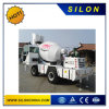 Concrete Mixer Truck 4X4 LHD or Rhd Drive with Hooper