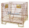 Collapsible Folding Cargo Wire Storage Cage
