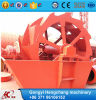 High Efficient Wheel Building Materials Sand Washing System