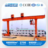 China Supplier Single Beam Gantry Crane (L Type)