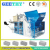 Qmy12-15 Mobile Concrete Brick Block Machine