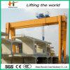 Popular Building Lifting Machine 20t Gantry Crane