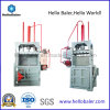 Space Saving Vertical Type Waste Paper Baler