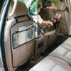 Waterproof PVC Car Back Seat Kick Mat, Car Mat