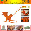 Manual Clay Brick Making Machine Without Power (QMR2-40/QMR1-40)