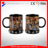 Wholesale Special Shape Mug with Star War Design