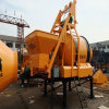 High Quality Jzm350 Compulsory Concrete Mixer