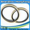 Custom F-PTFE+ FKM O-Ring Hydraulic Seal