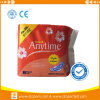 Anytime Day Use Sanitary Napkins with Blue Chip