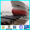 High Buoyancy Marine Ship Launching / Salvage Tube Airbag for Sale