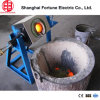 Medium Frequency Hydraulic Tilting Induction Melting Furnace /Oven