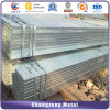 Black or Glavanized Square Steel Tube with Carbon Steel