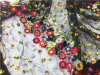 2017 Custom New Design Colorful Embroidery Lace Fabric with Sequin for Dress