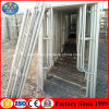 Construction Outdoor Galvanized Main Frame Combined Scaffolding