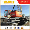 Doosan Dh215-9 Amphibious Excavator with Undercarriage Pontoon Marsh Buggy