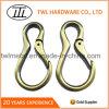 Metal Brushed Antique Brass Dog Hook Pet Clip Hook
