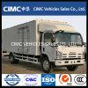China Isuzu 700p Nqr 4*2 6 Wheeler Single Cab Van Vehicle